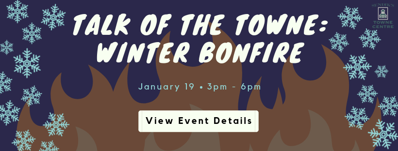 Winter Bonfire!