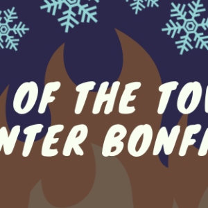 Talk of the Towne: Winter Bonfire