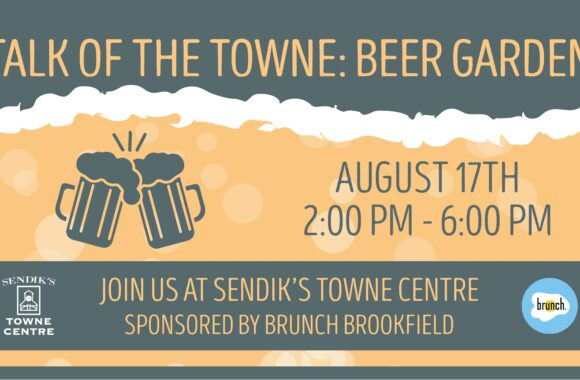 Talk of the Towne: Beer Garden